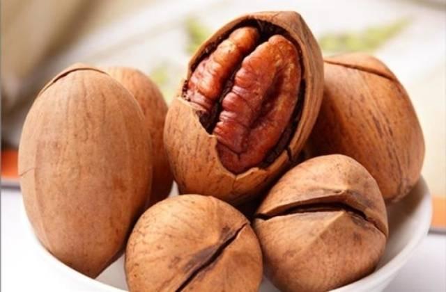 Орех пекан — польза и вред орешка, похожего на грецкий