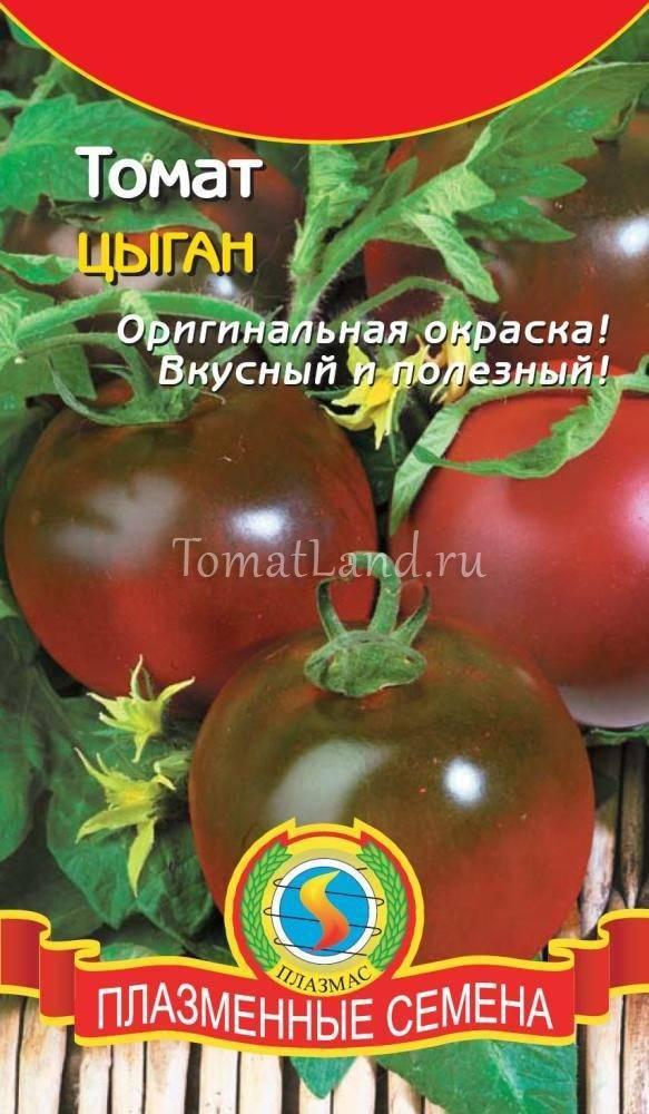 Сортовая характеристика томата цыган