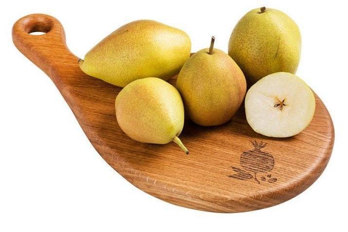 Характеристика та особливості вирощування груші сорту форель