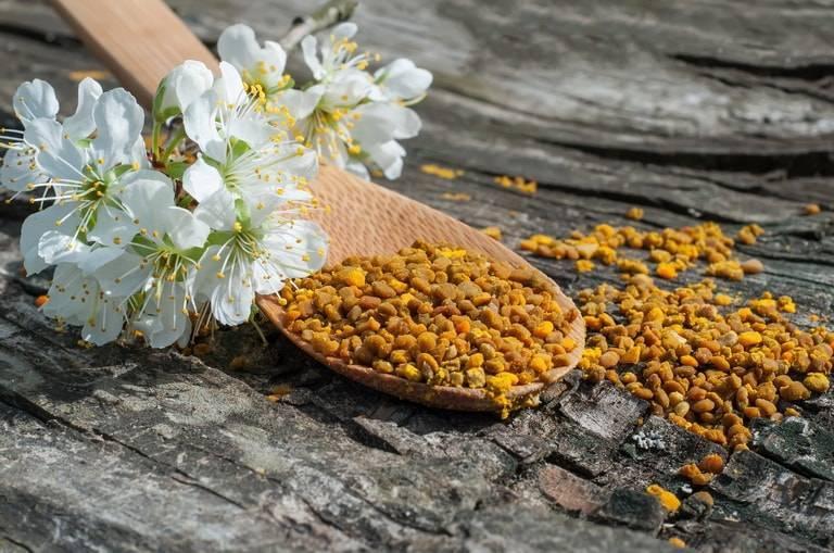 Польза пчелиной пыльцы для женщин