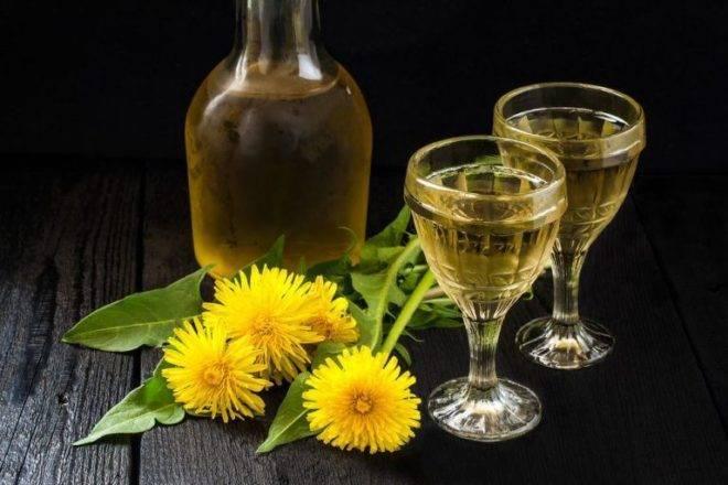 Настойка одуванчика на водке и спирту: применение и как принимать