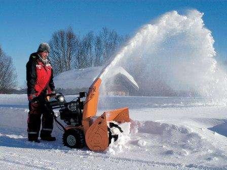 Снегоуборочная техника своими руками в домашних условиях: снегоуборщик