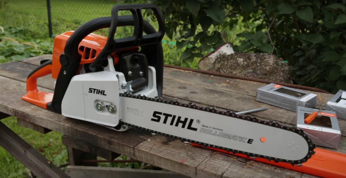 Электропилы stihl. обзор модельного ряда с кратким описанием и характеристиками