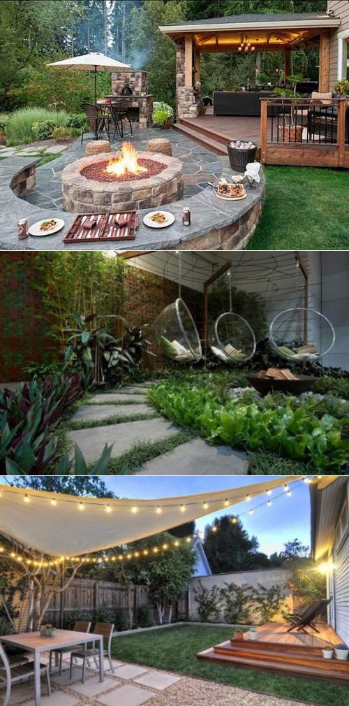 Дизайн сада и огорода своими руками на 6 сотках - как правильно оформить участок