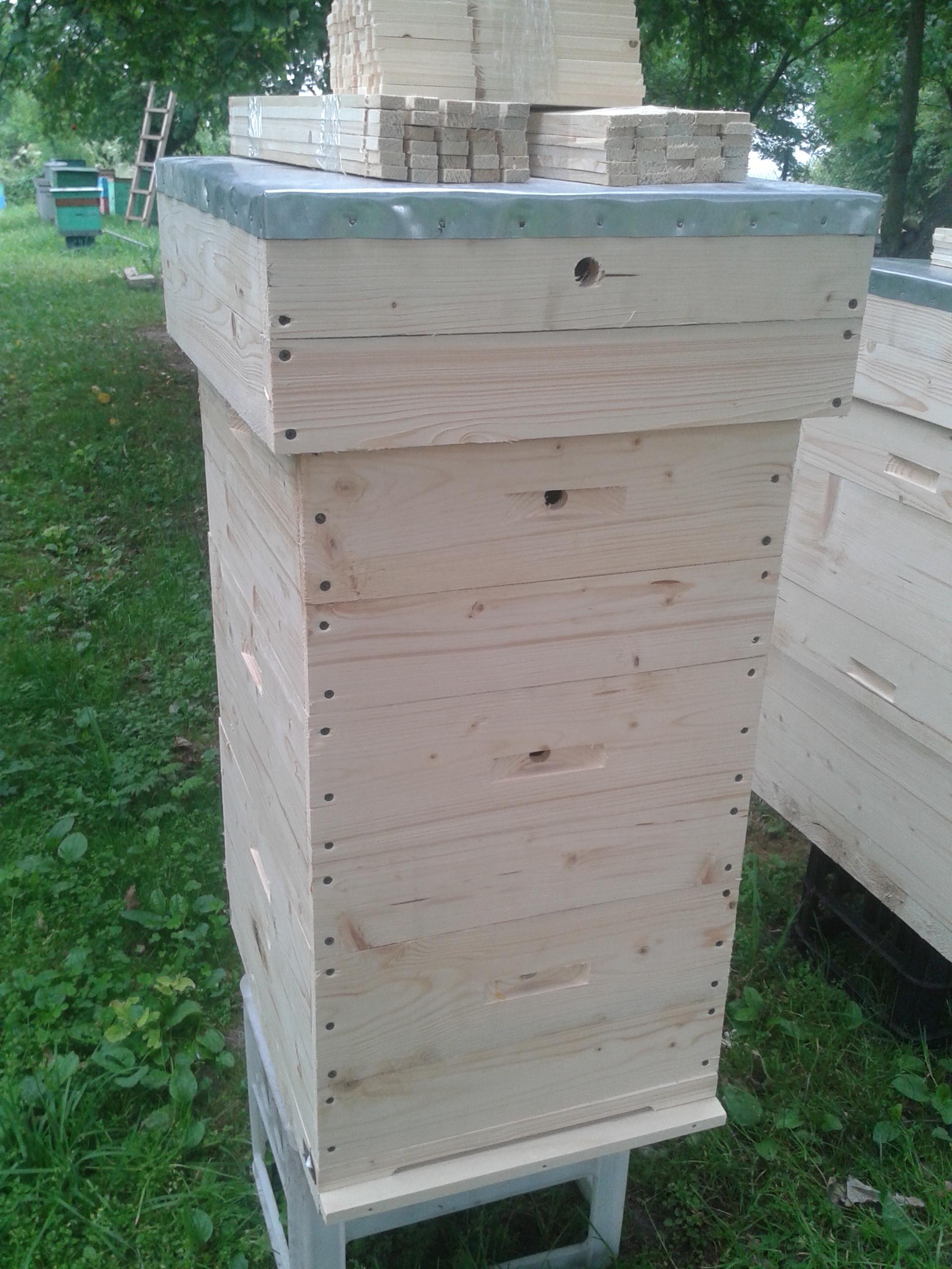 Особенности содержания пчёл в ульях из пенополистирола