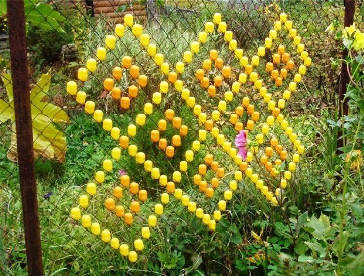 Как украсить сад – лучшие идеи для оригинального оформления своими руками