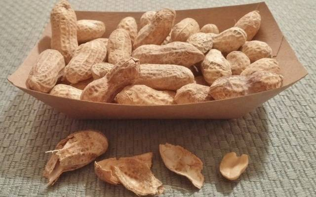 Чем полезен арахис для беременных?
