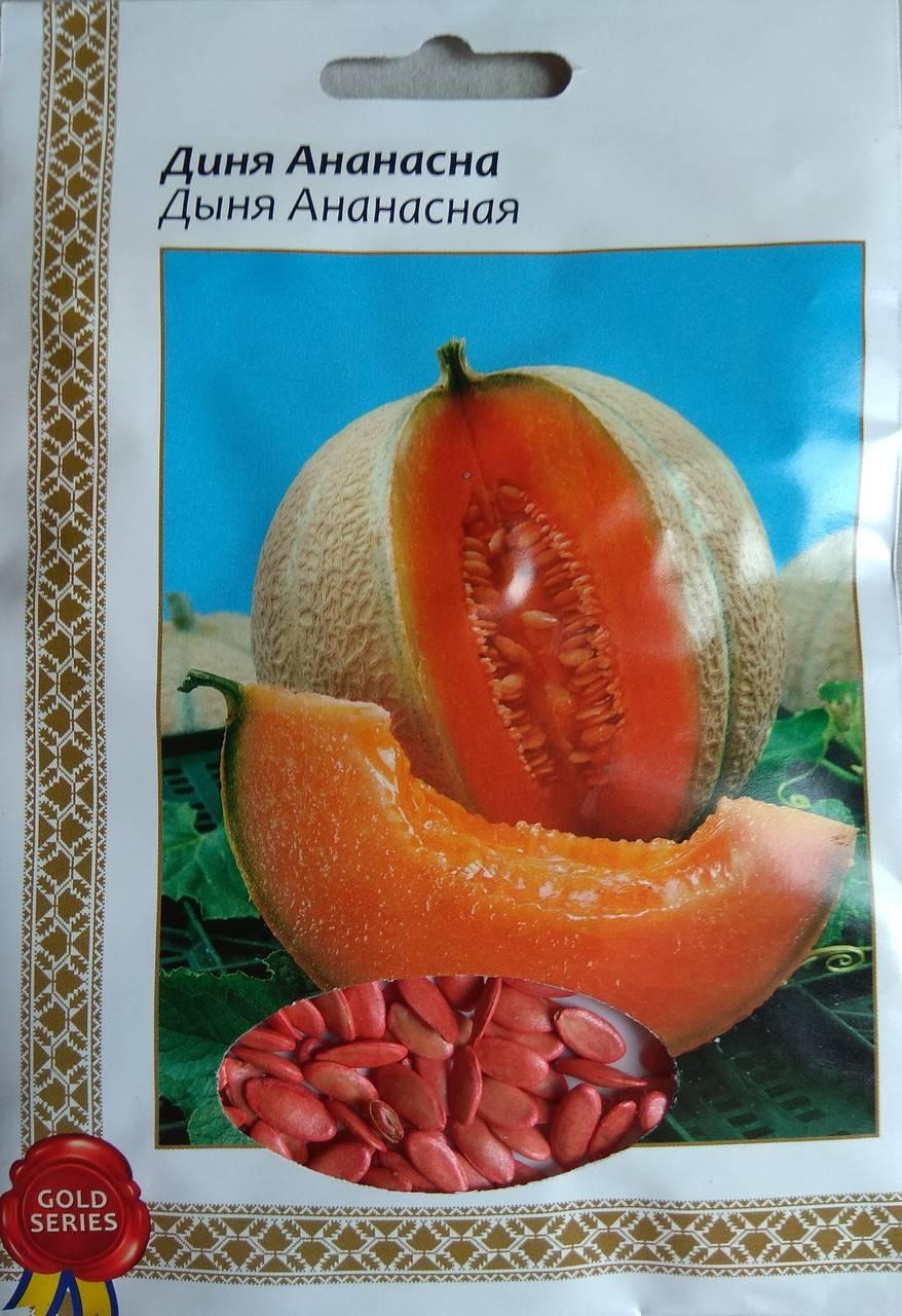 Ананасовая дыня как есть. описание сорта дыни «ананас