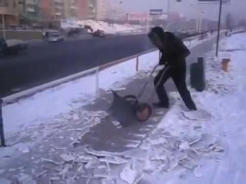 Снегоуборщик своими руками: чертежи и схемы