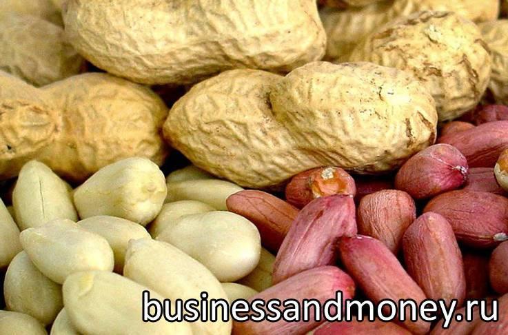 Арахис: особенности выращивания и ухода, полезные и вредные свойства