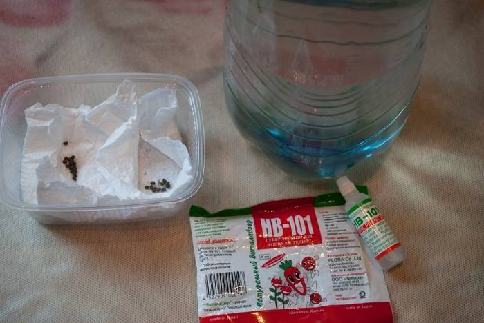 Как правильно использовать «нв 101» для выращивании крепкой рассады?