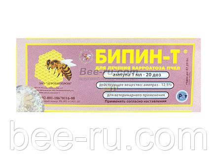 Как и когда лечить пчел фумисаном и его влияние на здоровье