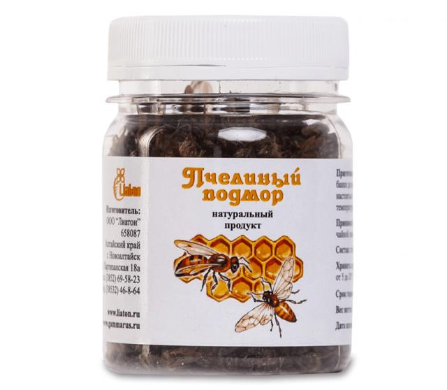 Пчелиный подмор на водке: что и как лечит настойка?
