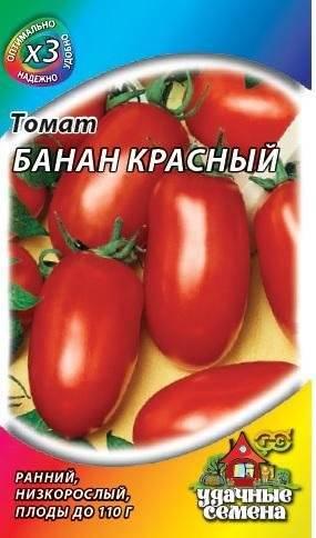 Томат банан красный: 7 особенностей и 12 советов по выращиванию и уходу