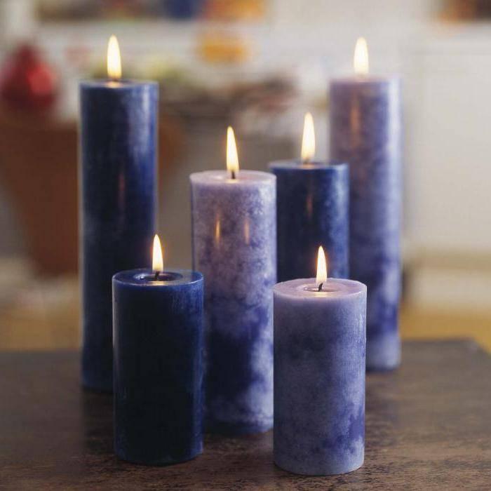 Как сделать свечи из вощины, мастер-класс