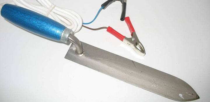 Электронож для распечатки сотов