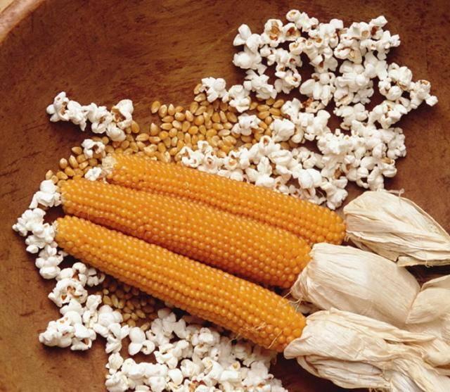 Как приготовить попкорн в домашних условиях