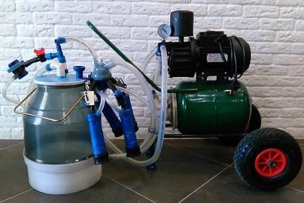 Достоинства турецких доильных аппаратов для коров