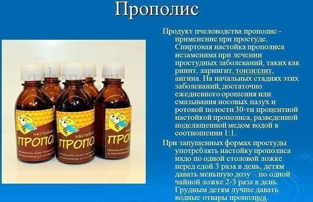 Прополис для лечения желудка