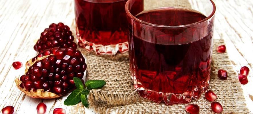 Гранатовый сок повышает или понижает давление: особенности, лечебные свойства и отзывы