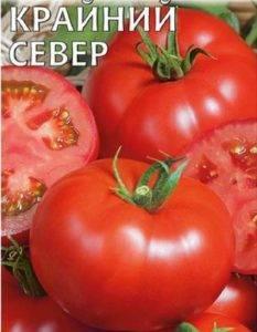 Томат «крайний север» — описание сорта, характеристика и агротехника посадки, уход и выращивание помидоров (фото)