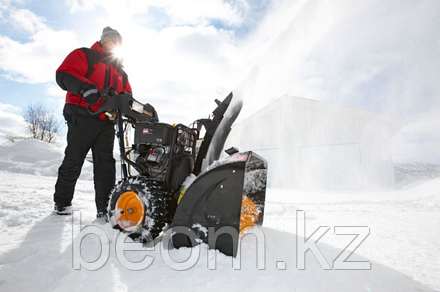 Снегоуборщик huter sgc 4000 характеристика отзывы