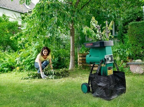 Лучшие садовые измельчители: 8 топовых моделей