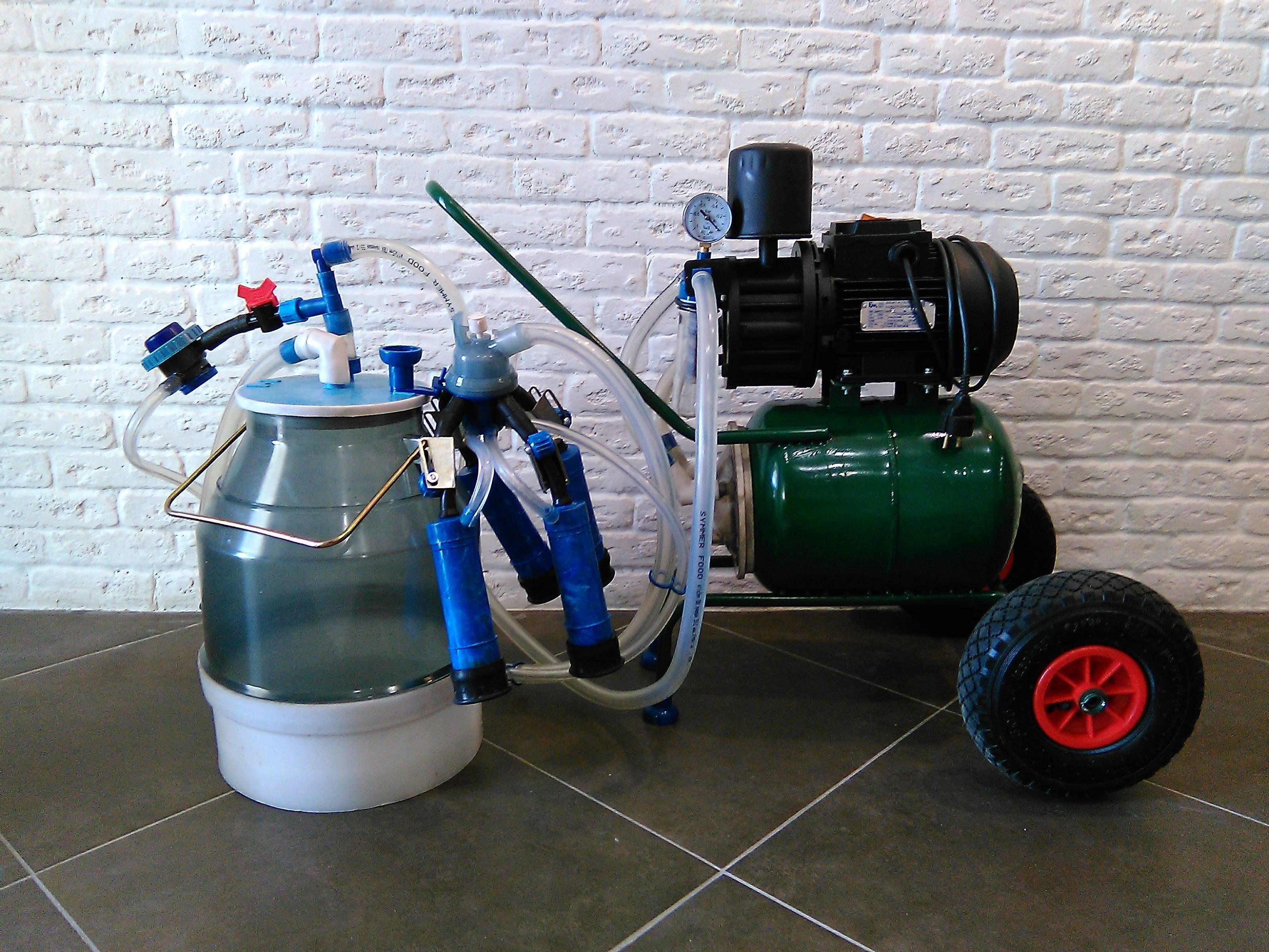 Как мыть доильный аппарат в домашних условиях