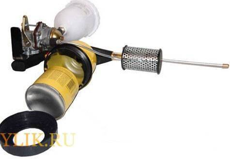 Дым-пушка для обработки пчел от клещей и болезней