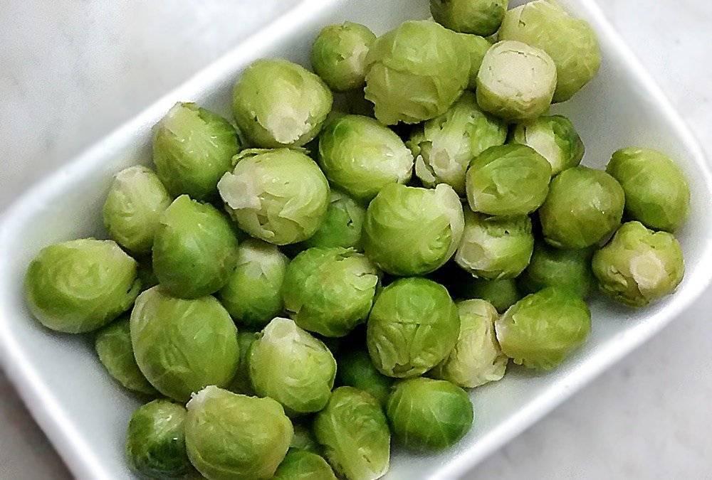 Брюссельская капуста: калорийность, польза и вред, полезные свойства и противопоказания