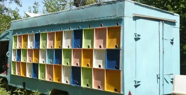 Как сделать павильон для пчел своими руками: чертежи конструкции