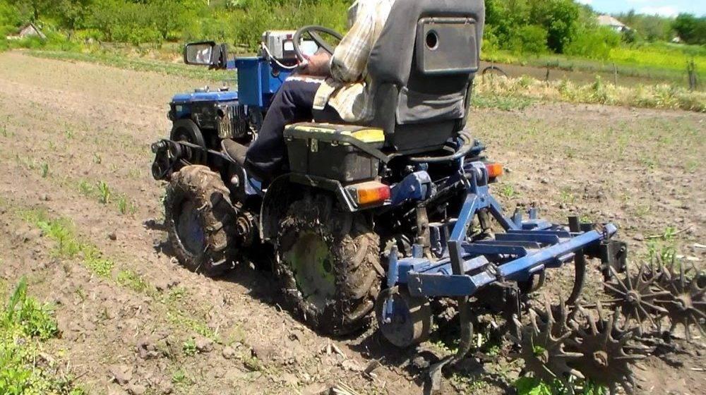 Конструкции и самостоятельное изготовление ежей для прополки картофеля
