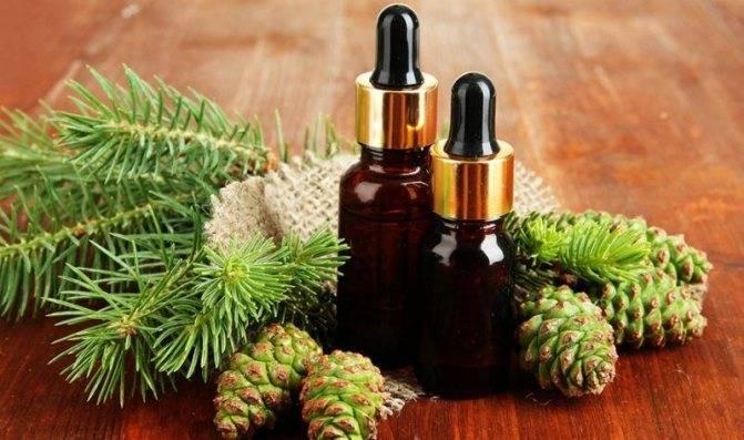 Лечение шейного остеохондроза пихтовым маслом
