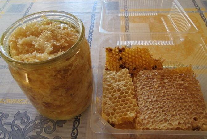 Забрус пчелиный: что это такое