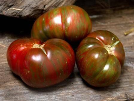 Сладкие черри: томат «шоколадный зайчик» и «черный шоколад»
