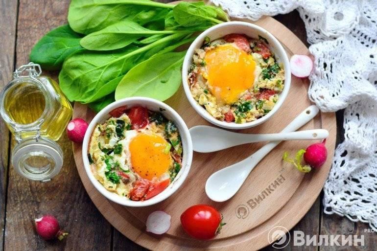 Скандинавский завтрак: запеченный авокадо