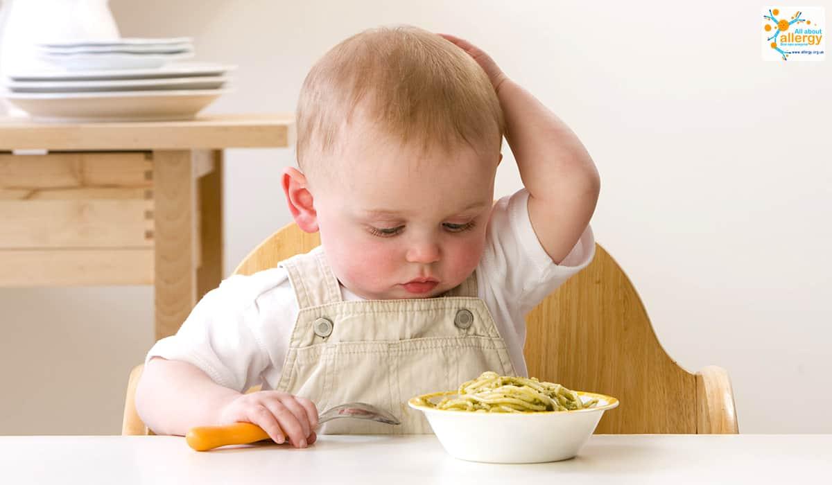 Аллергия на дыню у ребенка фото