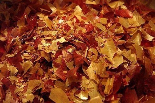 Удобрение из луковой шелухи, как приготовить и использовать