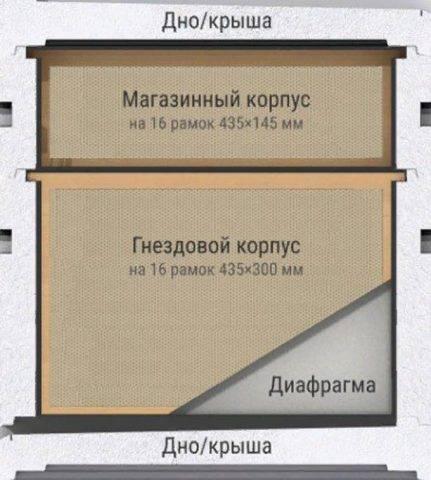 Изготовление ульев из пенополистирола и пенополиуретана: отличия, плюсы и минусы