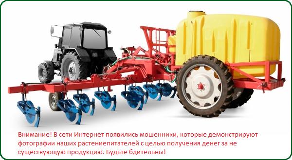Внесение кас под озимые и яровые зерновые культуры