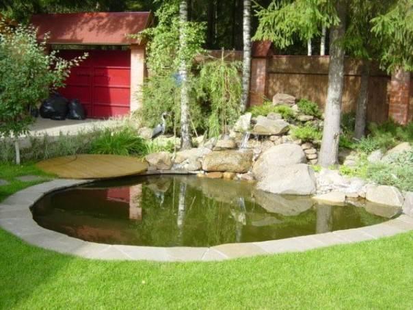 Фонтан для пруда на даче: фото, видео и устройство декоративных фонтанов в садовых водоемах