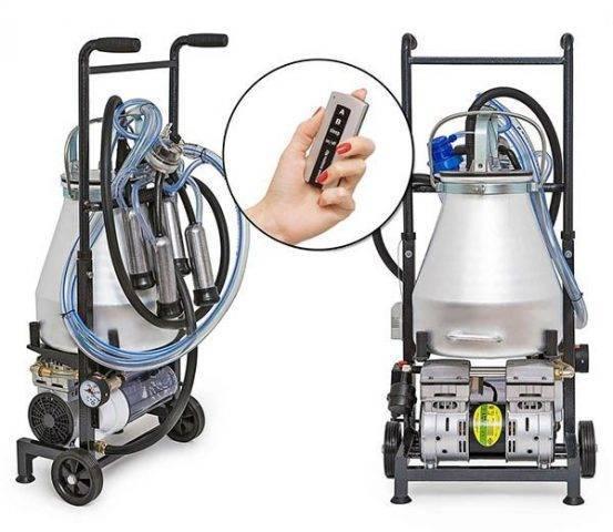 Мобильный доильный аппарат мду-5: устройство и технические характеристики