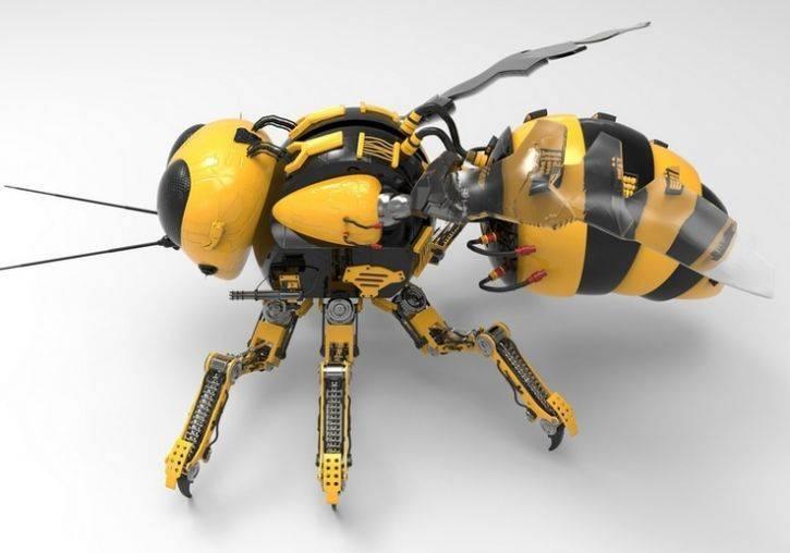 Как собирают пчелиную пыльцу