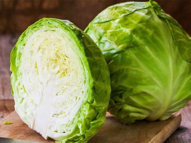 Белокочанная капуста: польза и вред продукта