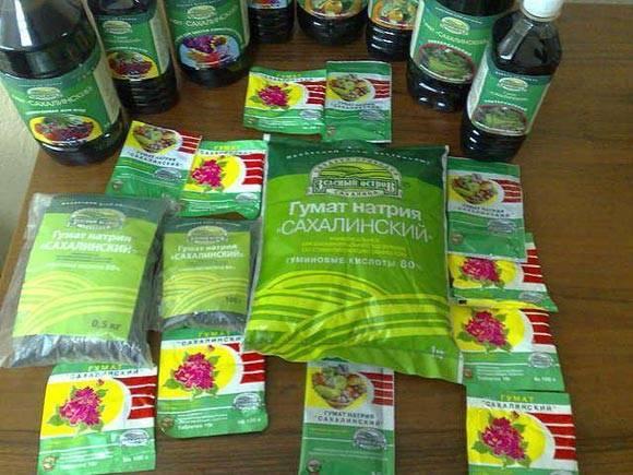 Гумат калия: как правильно развести и применять жидкое удобрение для рассады
