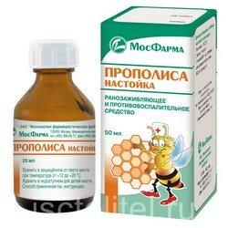 Прополис при язве желудка: лечение и настойка прополиса при язве