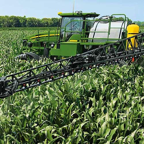 Обработка кукурузы от сорняков, гербицидная защита кукурузы от сорняков