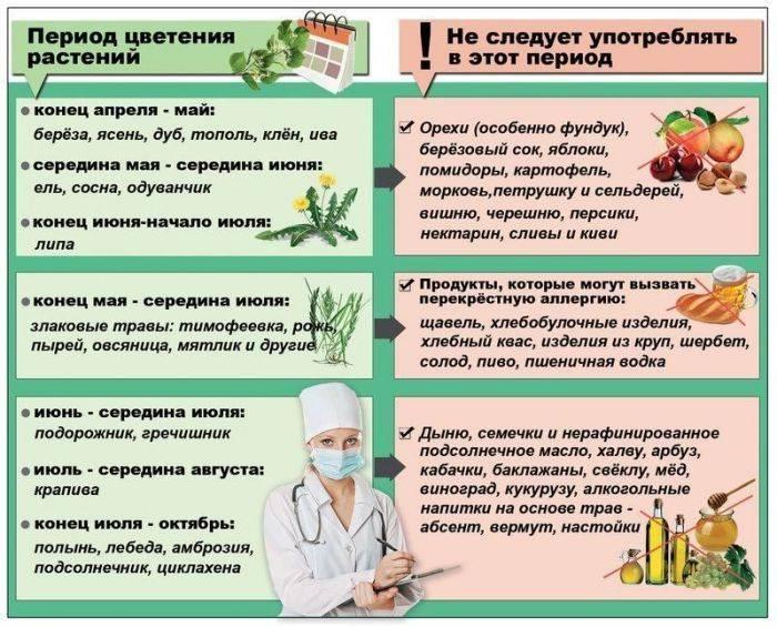 Аллергия на дыню у беременных