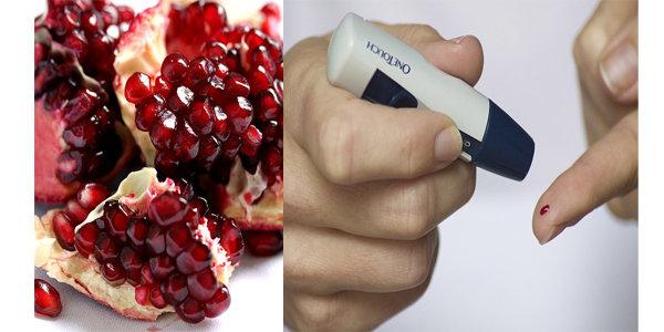 Можно ли употреблять гранат при сахарном диабете 2 типа