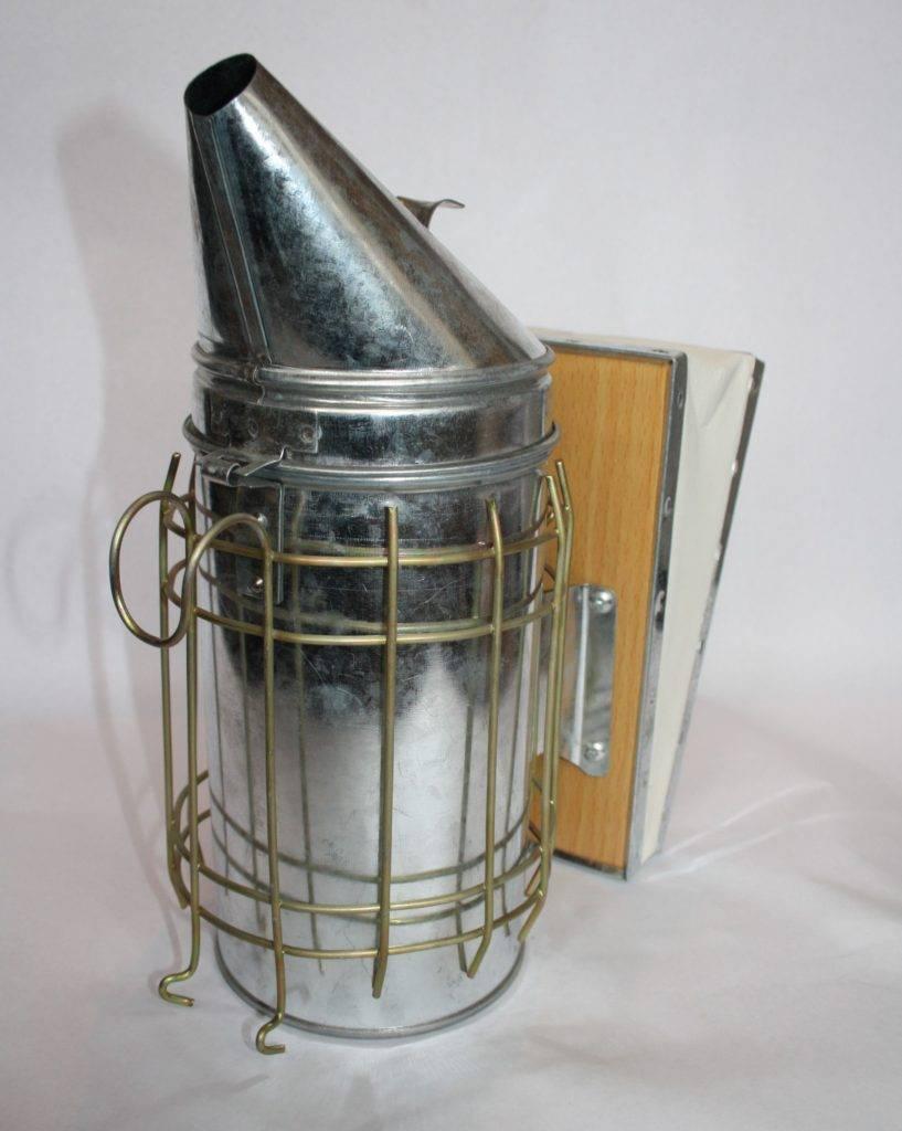 Дымарь для пчел своими руками. технология конструирования дымаря своими руками размеры дымаря для пчел
